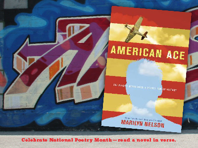 Sarah Tregay's List of Novels In Verse: Middle Grade American Ace