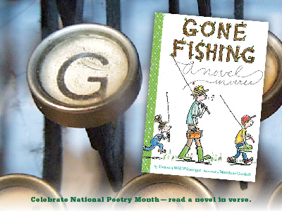 Sarah Tregay's List of Novels In Verse: Middle Grade Gone Fishing