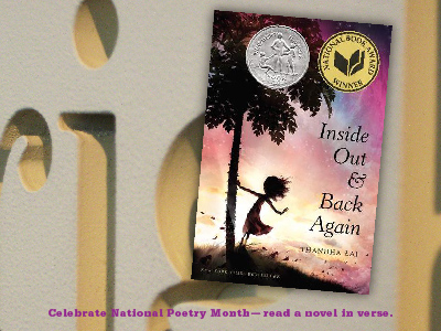 Sarah Tregay's List of Novels In Verse: Middle Grade Inside Out and Back Again