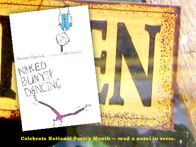 Sarah Tregay's List of Novels In Verse: Middle Grade Naked Bunyip Dancing