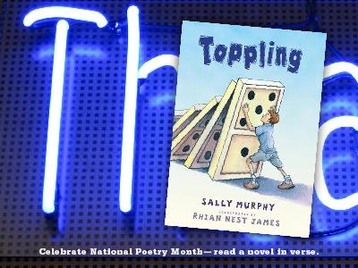 Sarah Tregay's List of Novels In Verse: Middle Grade Toppling