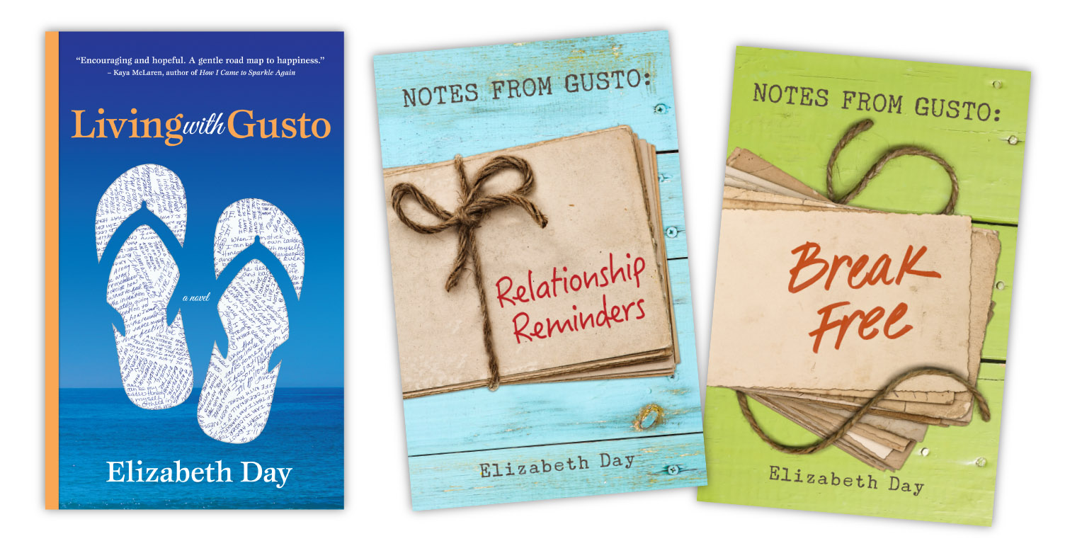 Blue Root Press/Elizabeth Day book covers by Sarah Tregay