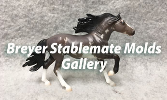 Breyer Stablemate Molds
