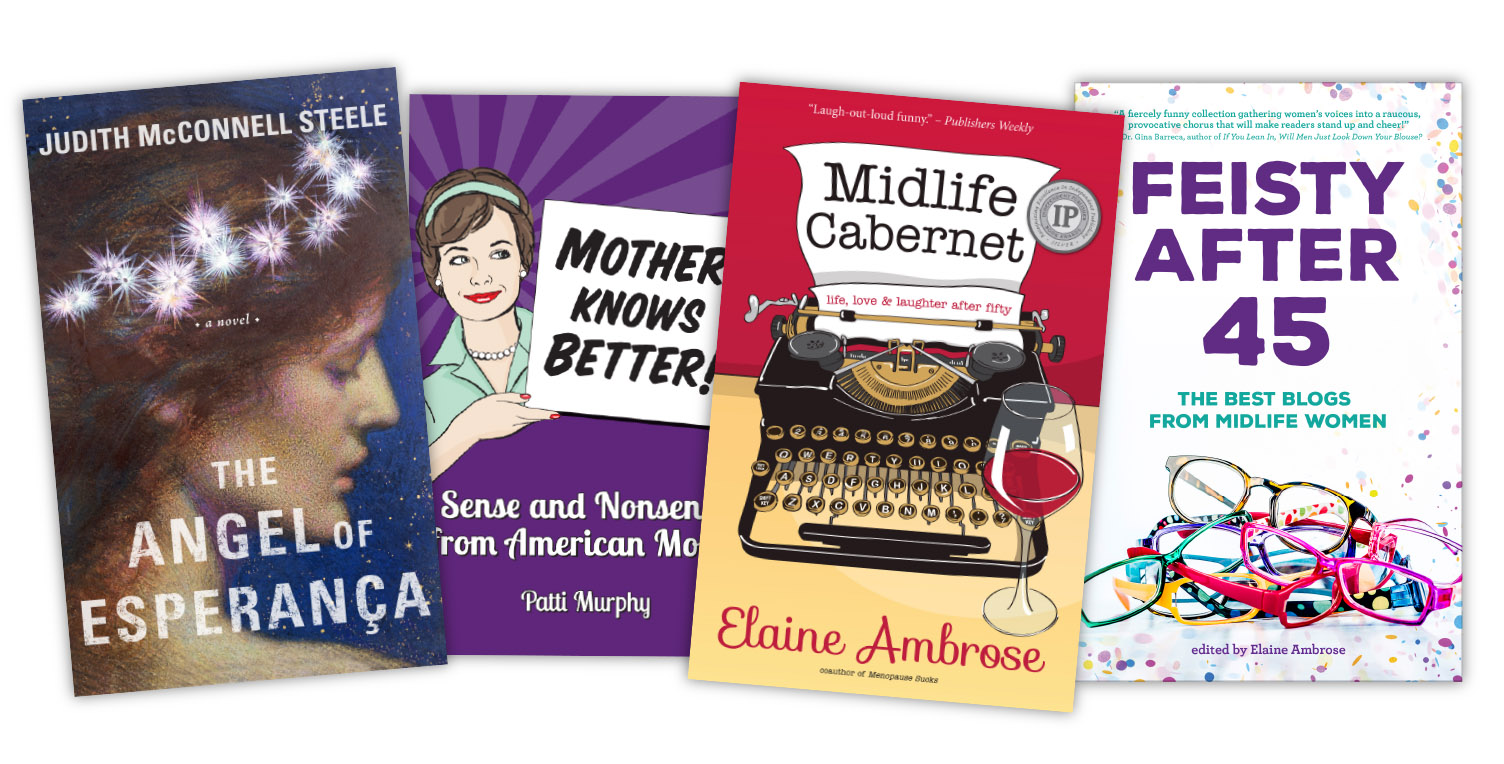 Millpark Publishing, Elaine Ambrose book covers by Sarah Tregay