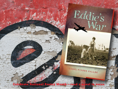 Sarah Tregay's List of Novels In Verse: Middle Grade Eddies War