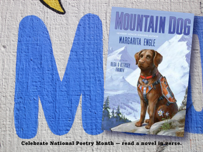 Sarah Tregay's List of Novels In Verse: Middle Grade Mountain Dog